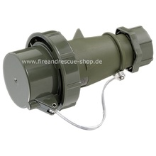 Mennekes 10834 Schuko Kupplung TM ip68